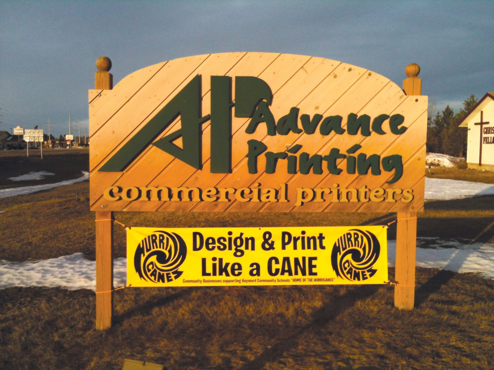Advanced Printing Hayward WI Printers